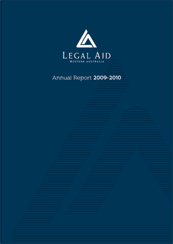 Cover of the 2009-10 annual report