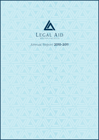 Cover of the 2010-11 annual report