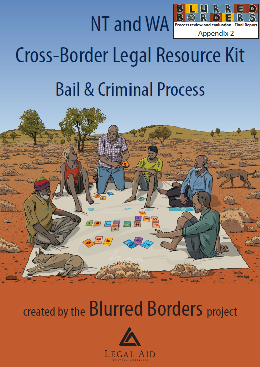 Cover of Bail and Criminal Process User Manual
