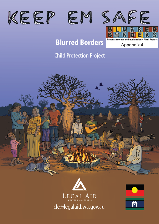 Cover of Child Protection User Manual