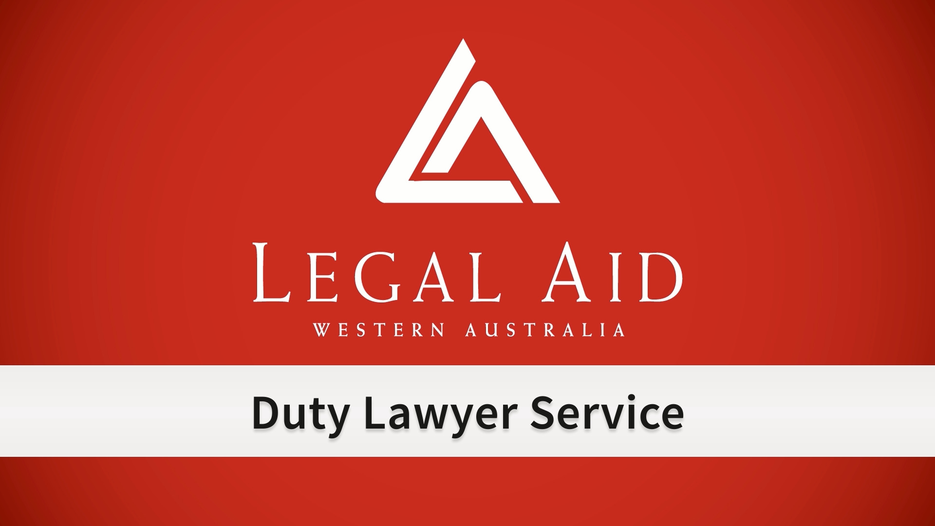 Get help at court | Legal Aid WA