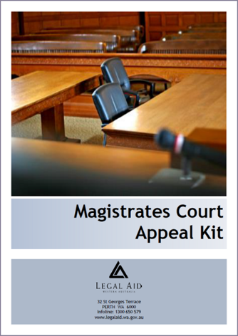 Criminal appeals from Magistrates Court decisions
