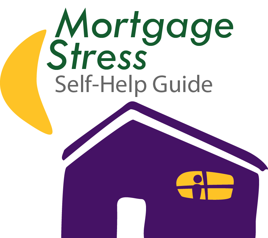 Mortgage stress logo
