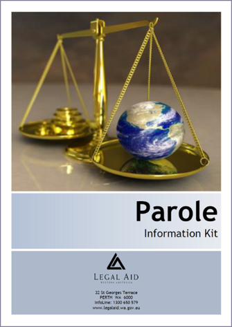 Parole Kit Cover photo