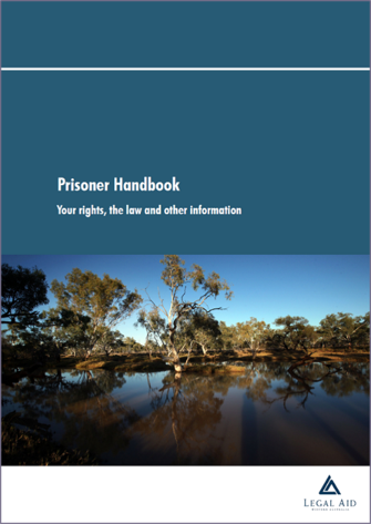 Prisoner Handbook cover photo