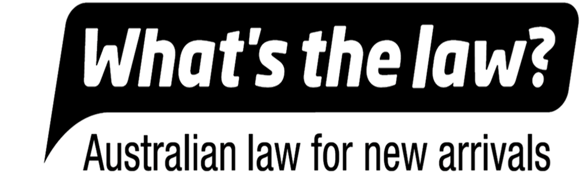 What's the Law logo