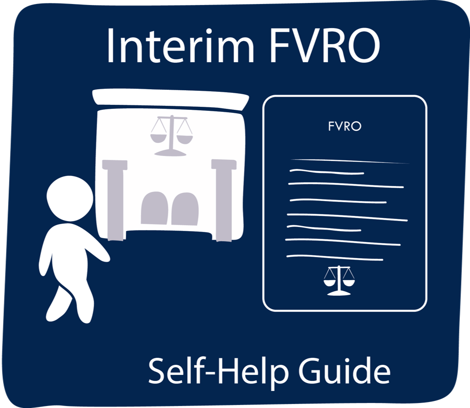 Logo for FRVO self-help guide