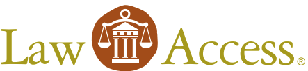 Law Access logo