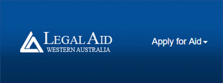 Legal Aid WA Apply for aid in Grants Online