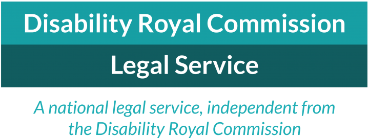Disability Royal Commission Legal Service