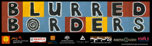 Blurred Borders logo with agencies